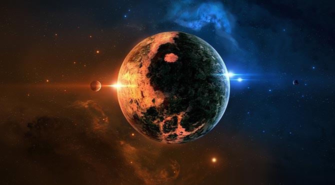 Hayali Star Wars gezegenlerinin benzerleri keşfedildi