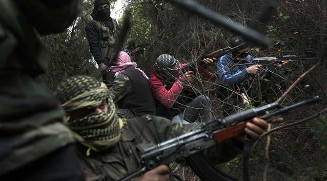 Irak'ın güneyinde 26 avcı kaçırıldı