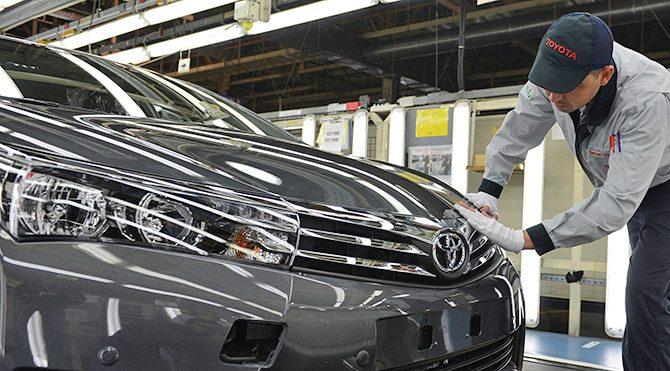 Toyota Türkiye'den üretime ara verme kararı