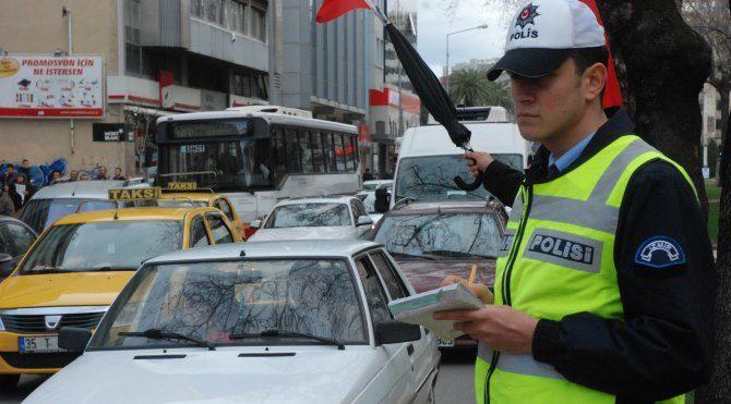 Plakadan Trafik Cezası Sorgulama İşlemleri