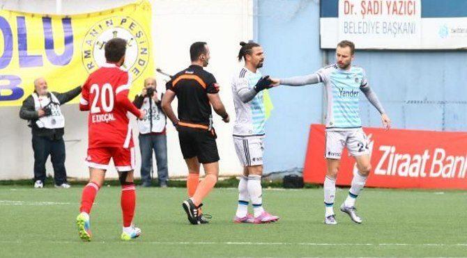 Tuzlaspor Fenerbahçe geniş maç özeti izle (Tuzla 1-2 Fenerbahçe)