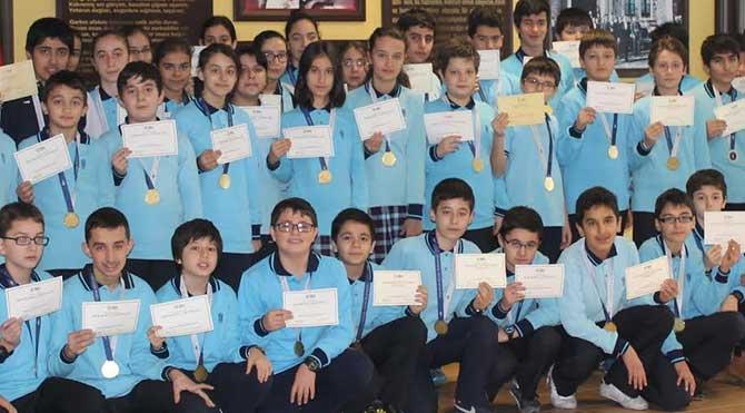 Uluslararası Matematik Olimpiyatı'nda Türk öğrencilerin büyük başarısı!