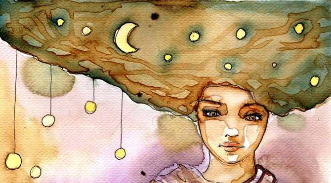 Ay mitolojide öyle derin anlamlar taşıyor ki...