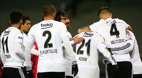 Beşiktaş Karabük geniş maç özeti izle (BJK 3-0 Karabük)