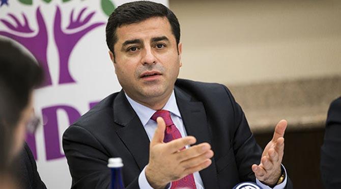 Demirtaş'ın Erdoğan'cı dediği vekil ortaya çıktı