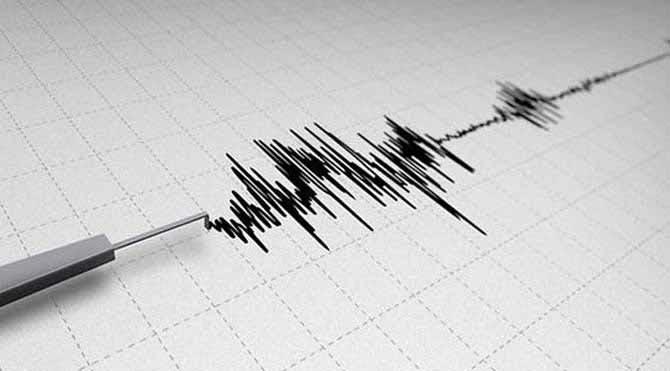 İzmir'de 3.8 büyüklüğünde deprem oldu