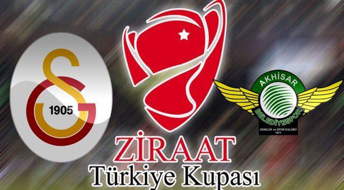 Galatasaray Akhisar kupa maçı ne zaman, saat kaçta, hangi kanalda?