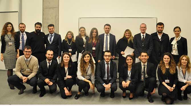 Geleceğin avukatları Türkiye'yi temsil etmek için yarıştı!