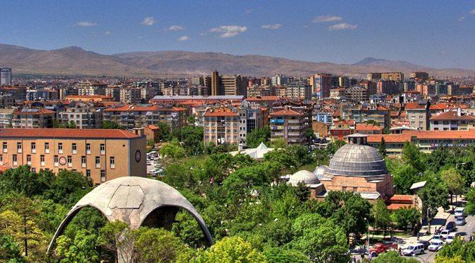 Konya'da Şeb-i Arus alarmı