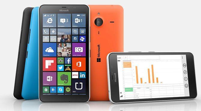 Microsoft Lumia 650 görüntülendi