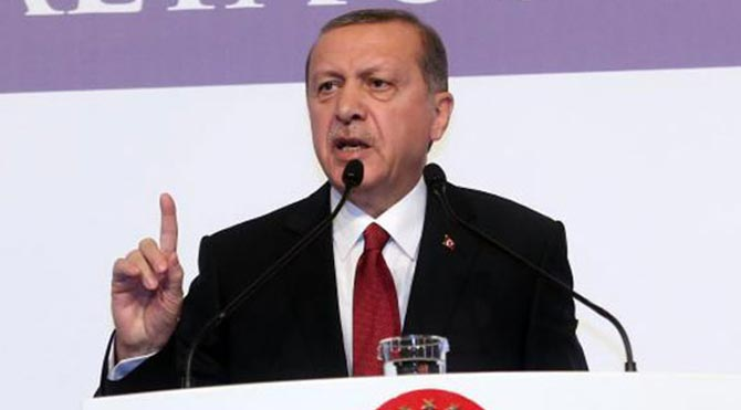 Erdoğan'dan Konya'da çok sert sözler
