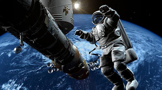 Uzayda kalmanın insana etkileri