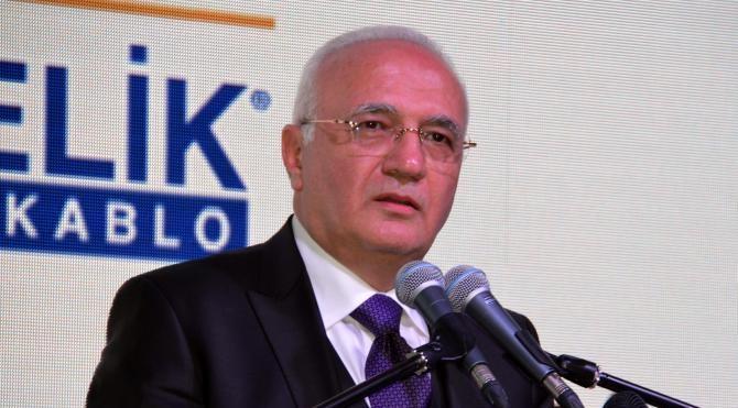 Bakan Elitaş: Bölücülere ve paralelcilere `defol git` diyebilirsek Türkiye`nin önü aydınlık (4)