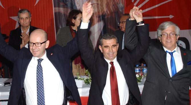 Balıkesir CHP`de zafer Ender Biçki`nin