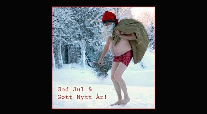Arkadaşları için hazırladığı Noel klibi yarım milyondan fazla tıklandı