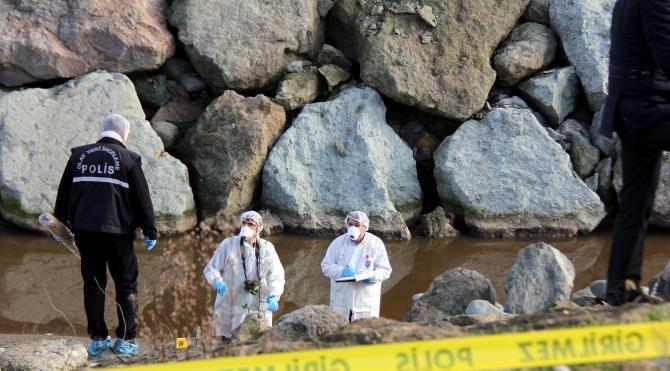 Rize sahilinde kumsalda 2 ceset bulundu