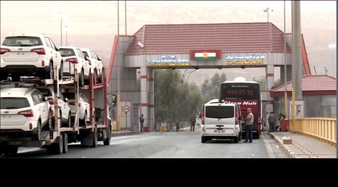 Habur kapandı, yüzlerce Türk şoför Irak´tan dönemedi