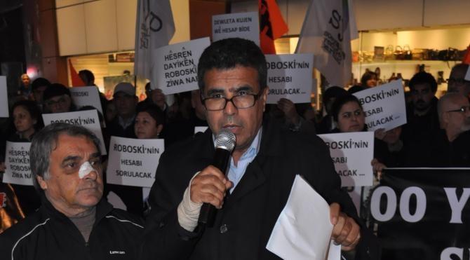 İzmir`de HDP`lilere gözaltı