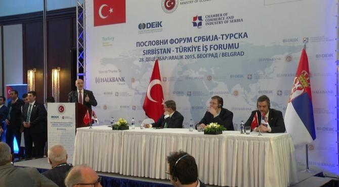 Türkiye ile Sırbistan arasında YDİK kuruluyor