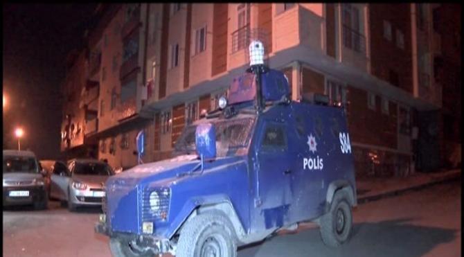 İstanbul`da terör operasyonu