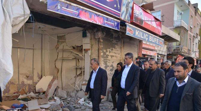 Diyarbakır Belediye Eş Başkanı Anlı: Sur`da UNESCO`dan onaylanmamış hiç bir imar çalışması yapılamaz