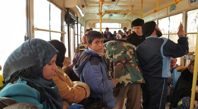 Takas edilen Suriyeliler`den 12`si Hatay`da kaldı