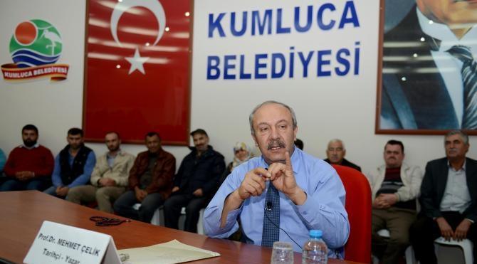 Tarihçi- yazar Prof. Dr. Çelik: Lozan`da bize iyi bir ders verdiler