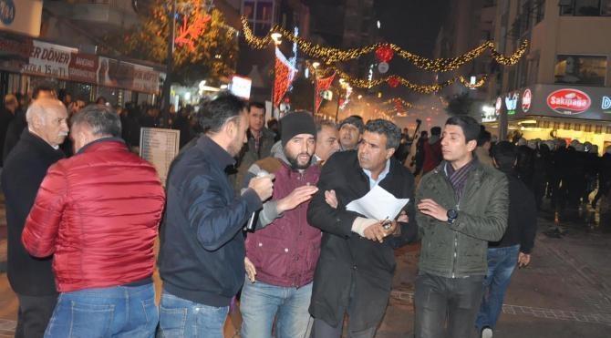 HDP`liler gözaltında olunca, `Syriza davası` sanıksız başladı