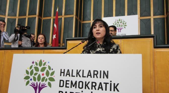 Figen Yüksekdağ: DTK`nın yayınladığı metin Türkiye halklarının birleşmesinin harcıdır temelidir (1)