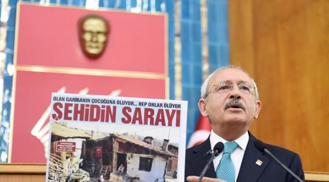 Kılıçdaroğlu: ODTÜ`ye TOMA`yla değil sınavla girersin