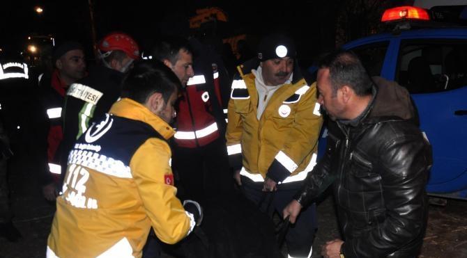 Boru döşerken toprak altında kalan 3 işçi öldü (2)