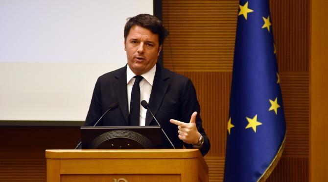 Renzi´den Türkiye´nin AB üyeliğine destek ve basın özgürlüğü açıklaması