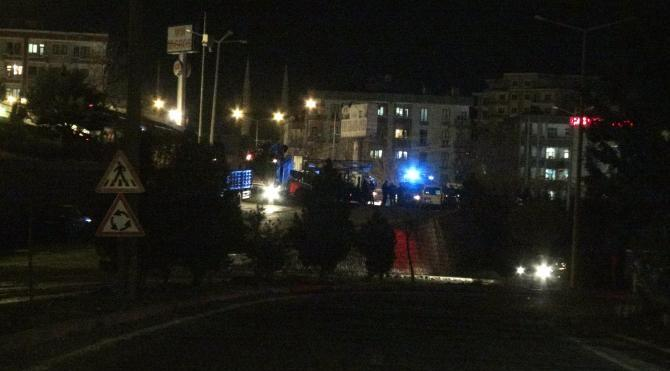Mardin`de PKK`nın tuzakladığı 150 kilogramlık bomba imha edildi
