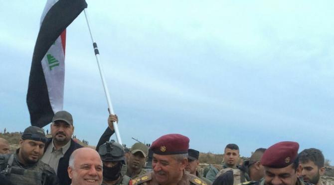 Irak Başbakanlık sözcüsü: İbadi`nin Rumadi ziyaretinde saldırı olmadı