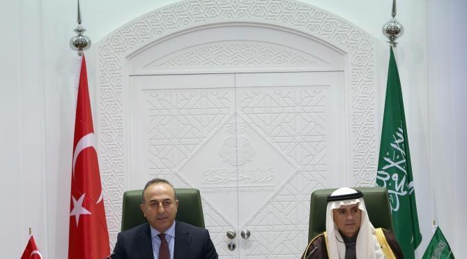 Mevlüt Çavuşoğlu: Suudi Arabistan`ın teröre karşı İslami dayanışma girişimini Türkiye olarak destekliyoruz