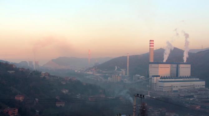 7 bin 700 nüfuslu beldede 7 termik santral
