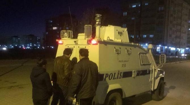 Yetiştirme Yurdundan kaçan kız Ergani`de yakalandı