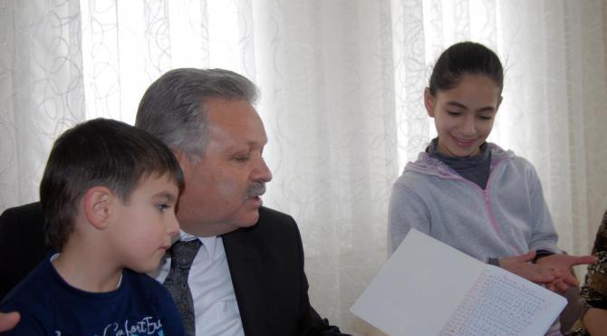 Ahıska Türkünün sevdası: Türkiye`ye gitsem, o gün ölsem