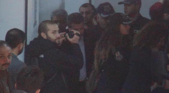 Gözaltındaki HDP İzmir il eş başkanları adliyeye sevk edildi (2)