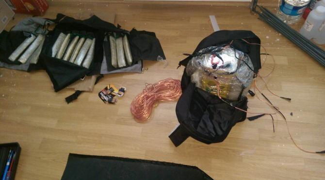 IŞİD`li 2 canlı bomba Mamak`taki operasyonda yakalandı