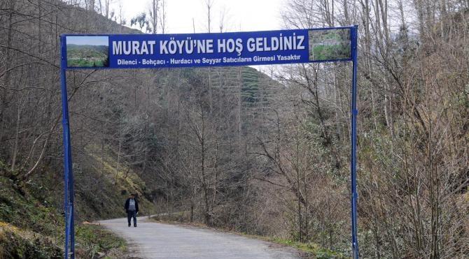 İlk Lazca köy adı verildi, Murat Köyü`nün adı Komilo oldu