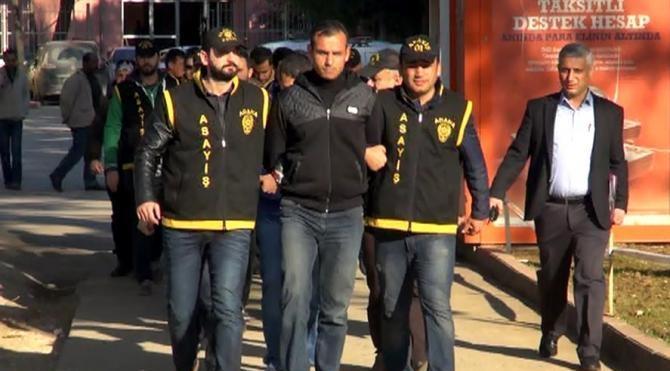 9 kişiden 255 bin lira dolandıran şüpheliler adliyeye sevk edildi (2)