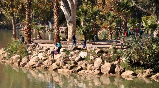 Hatay Valiliği, kış mevsiminde boğulmaların önüne geçmek için gölet ve akarsulara girmeyi yasakladı