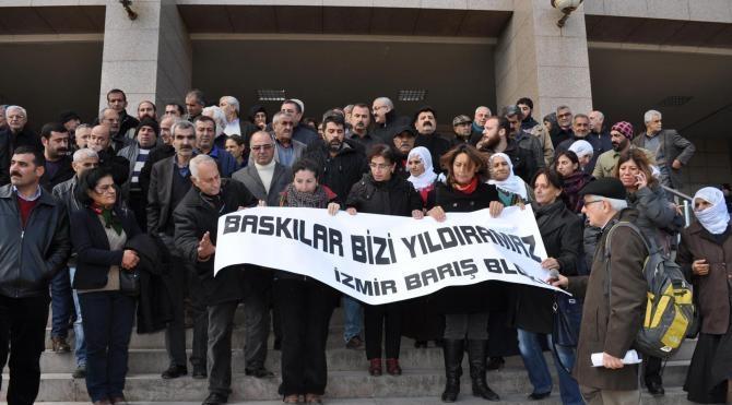HDP`lilerin gözaltına alınmasına tepki