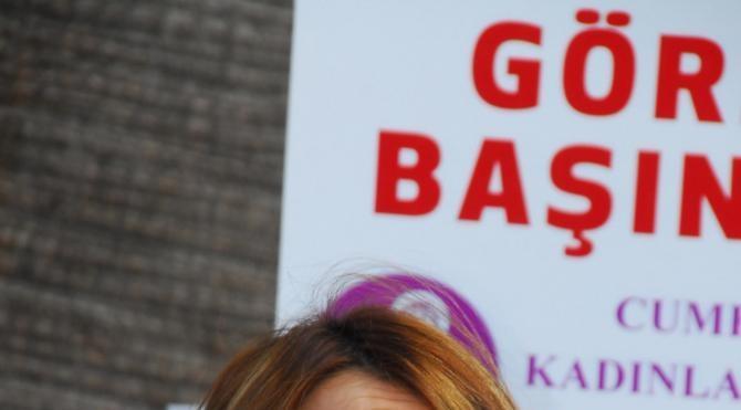 İzmir`de kadınlardan yeni anayasa tepkisi