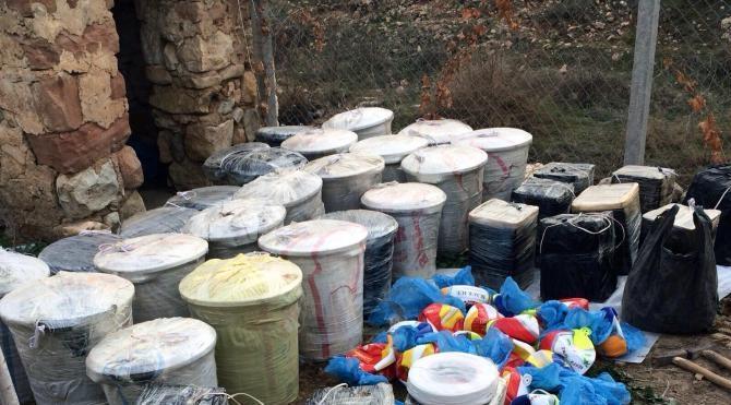 Mardin Valiliği: Dargeçit`te 36 PKK`lı etkisiz hale getirildi