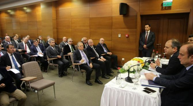 Bakan Çağatay Kılıç`tan Federasyon Başkanlarına : Hiçbir şekilde dopinge müsamaha göstermeyin