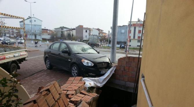 Kazanın olduğu yolu ulaşıma kapatınca 391 lira ceza kesildi