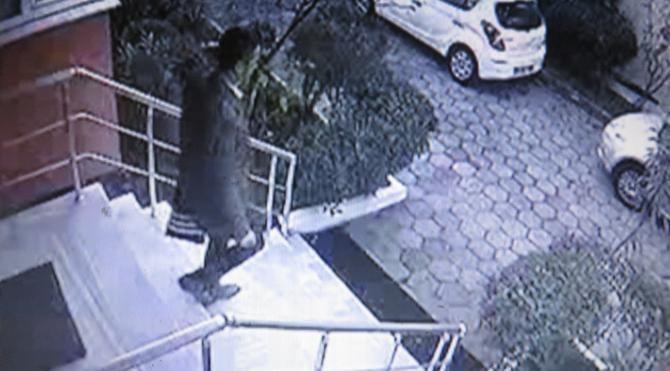Mühendis cinayetinde eş ile katil zanlısı adliyeye sevk edildi