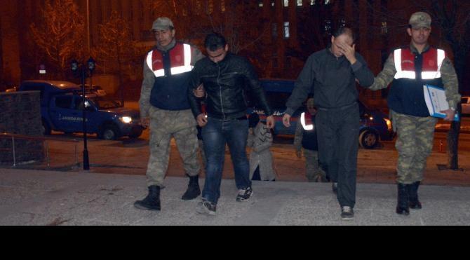 Takılarla kaçan Suriyeli gelin yakalandı